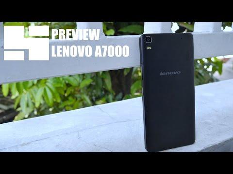 Preview Lenovo A7000 Indonesia