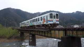 若桜鉄道WT3000形