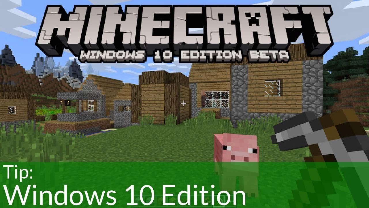 download minecraft windows 10 free full version