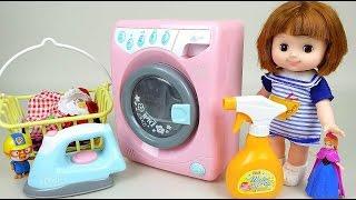 Baby doll Washing Machine and Pororo toys