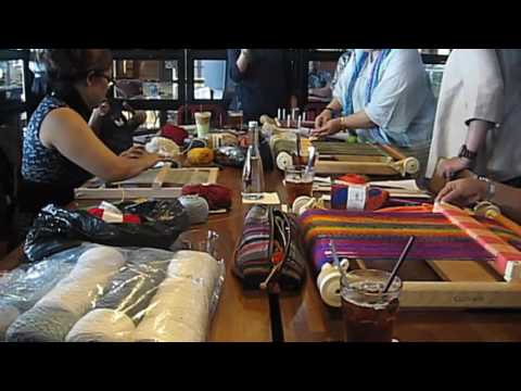 La Lita Art & Craft - Sakiori Weaving ( Tenun )