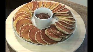 Pankek tarifi / Pfannkuchen / Hatice Mazı ile Yemek Tarifleri