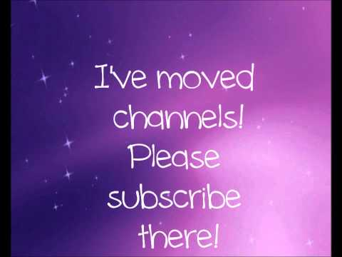Moved Channels!