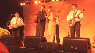 2009 IBMA SHOWCASE DARIN & BROOK ALDRIDGE SWEETEST WASTE OF TIME