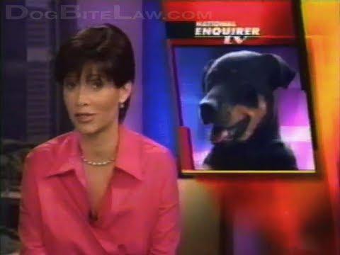 National Enquirer TV profile of dog bite Attorney Kenneth M. Phillips