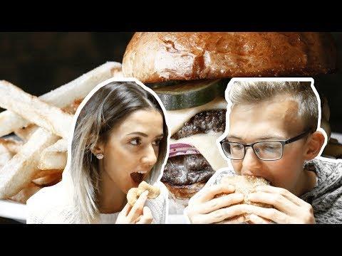 Der ERSTE CHEATDAY mit meiner Freundin I 6000 Kalorien Challenge