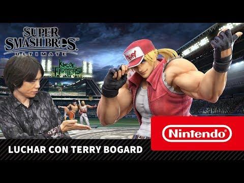 Super Smash Bros. Ultimate – Luchar con Terry Bogard (Nintendo Switch)