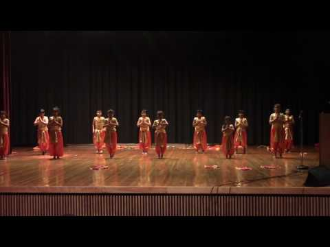 Hanuman Chalisa - First Prize winner in Balmukund Sanskrithi'17 Dance Competition