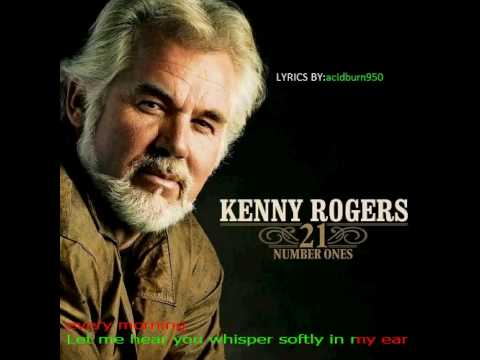 Kenny Rogers - LADY [LYRICS]