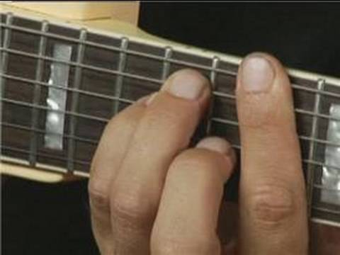 Root Position of D Minor Guitar Chord on All Strings : Guitar Chord ...