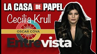 "La Casa de Papel Temporada 2 Entrevista - ""My Life is Going On"" Cecilia Krull.  Nueva Version"