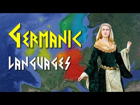 Germanic Language Family