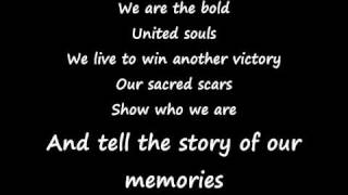wwe nexus 2010 theme song we are one with lyrics