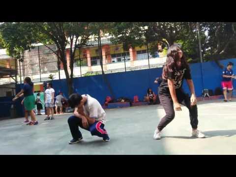 Jaz - Dari mata Choreography dance