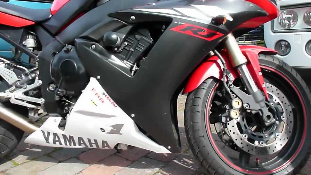 Yamaha R Deltabox