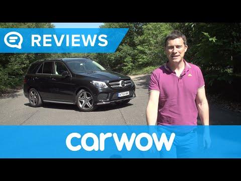 Mercedes GLE SUV 2018 review | Mat Watson Reviews