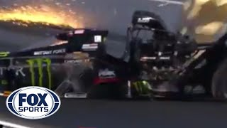 Brittany Force released from hospital after horrific crash   MORE THAN A GAME   FOX SPORTS