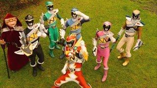 Power Ranger Super Dino Charge   Batalla Final - Capitulo 20
