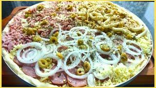 Pizza Profissional – 3 Sabores