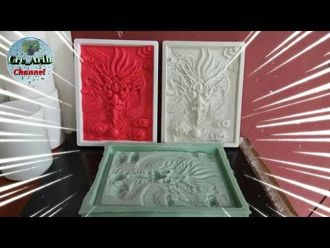 Relief Silicone Mold Making