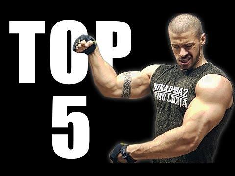 TOP 5 Suplemenata Za Dodavanje Misicne Mase