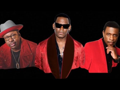 KINGS OF R&B MIX [R. Kelly, Bobby Brown, Keith Sweat] Slow Jam 80's and 90's
