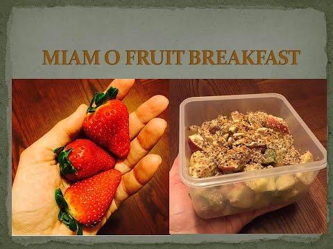 25 la mia esperienza con il metodo france guillain miam fruit la colazione di zidane