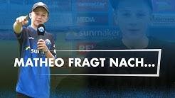 MATHEO FRAGT NACH | Interview 6