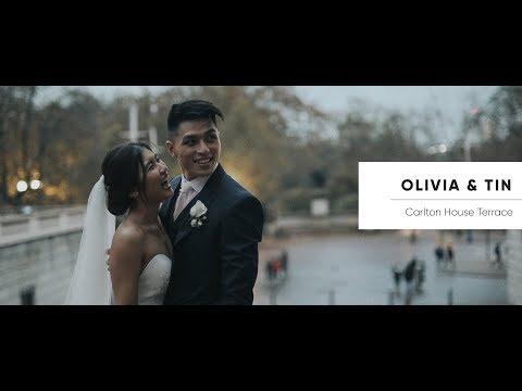 Carlton House Terrace Wedding  - Olivia and Tin