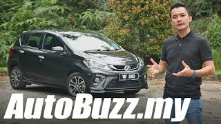 2017 Perodua Myvi 1.5 Advance review - AutoBuzz.my