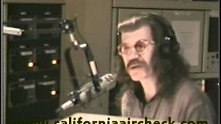 WNEW-FM New York Pat St. John 1997 California Aircheck Video