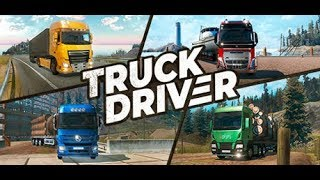 TRUCK DRIVER FIRST LOOK ON CONSOLES