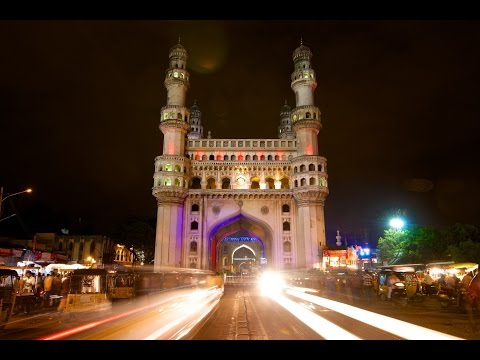Welcome to Hyderabad, India