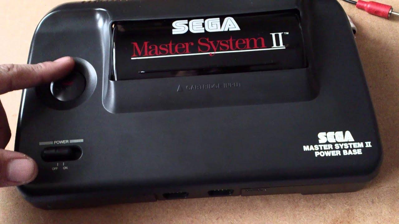 Sega master system 2 mod youtube - Console sega master system 2 ...