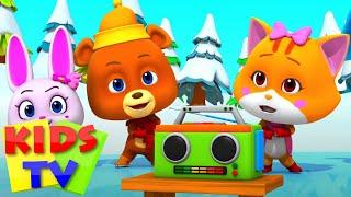 Buz pateni  Animasyon  Komik karikatürler  Kids TV Türkçe  Cocuklar için çizgi filmler