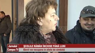 SCOLILE RAMAN INCHISE PANA LUNI
