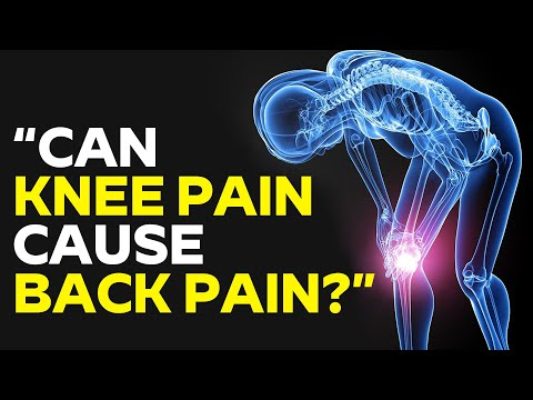 Is Back Pain Linked to Knee Pain - Dr. T. Shiva Prasad