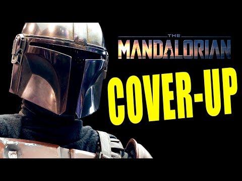 DISNEY USING THE MANDALORIAN TO COVER UP FAILURE!