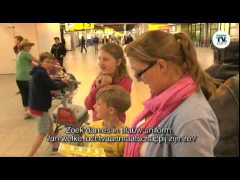 Schiphol Speurtocht Tijdens Herfstvakantie