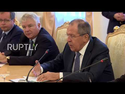 Russia: CoE 'ensures unity' of European continent - Lavrov