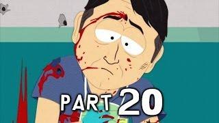 South Park Stick of Truth Gameplay Walkthrough Part 20 - Giant Nazi Zombie Fetus