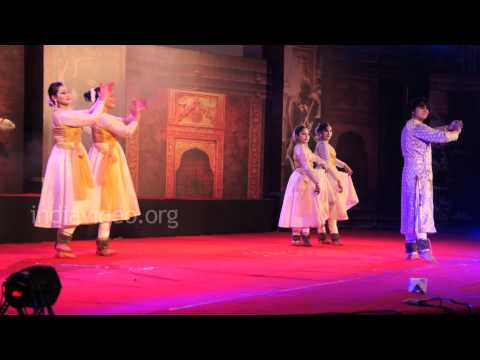 Kathak peformance by the dancers of Birju Maharaj Parampara
