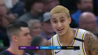 Oklahoma City Thunder vs Los Angeles Lakers | January 11, 2020