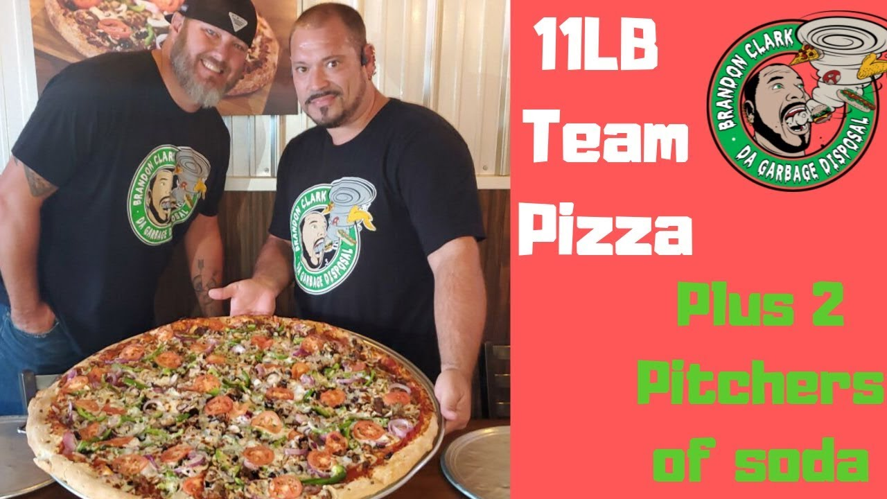 Download Undefeated TJs Pizza and Wings MegaBeast 11LB Pizza Challenge