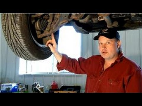 Auto Repair Tips How To Check For A Defective Bushing