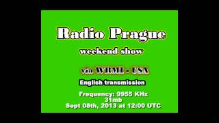Radio Prague via Radio Miami International