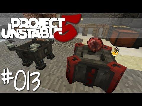 Project: Unstable [S5][#013][HD][Deutsch] Blood Magic Altar, Petty Tartaric Gem und Divination Sigil