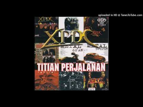 Xpdc - Gerak 2000 (Audio) HQ