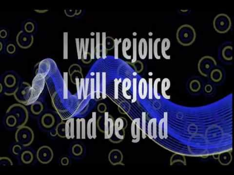 William Murphy - I Will Rejoice
