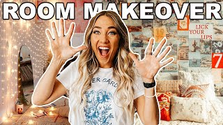 ROOM TOUR!! SuRPRiSE ROOM MAKEOVER!!